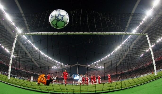 Das erste Tor des AC Milan im CL-Finale 2007